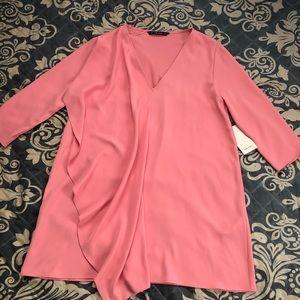 Pretty soft pink dress